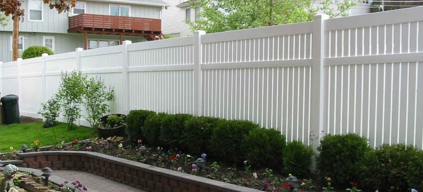 Semi Private Fences Tampa Florida