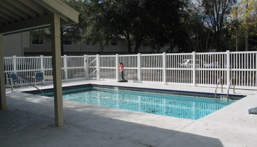 Tampa Vinyl Fences Installed