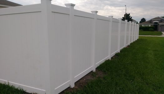 Tampa Vinyl Fences